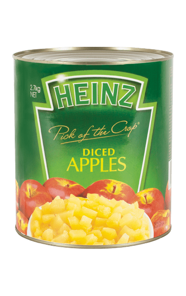 Heinz Diced Apples 2.7kg