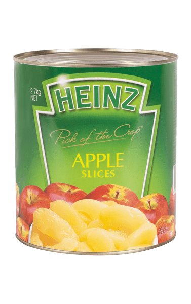 Heinz Apple Slices