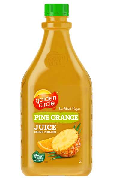 Golden Circle Pine Orange Juice 2L