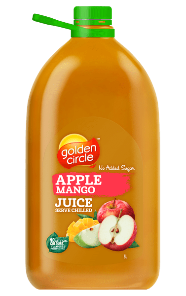 Golden Circle Apple Mango Juice