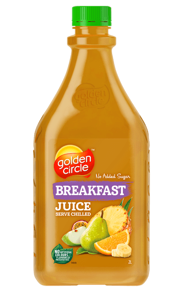 Golden Circle Breakfast Juice 2L image