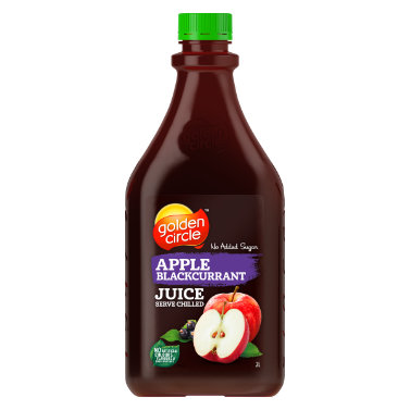 Golden Circle Apple Blackcurrant Juice 2L image