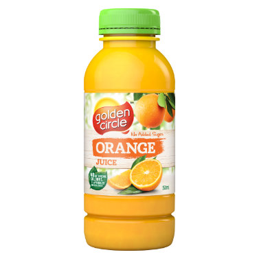 Golden Circle Classic Orange Juice 350mL