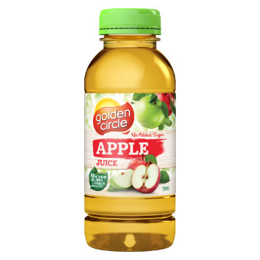 Golden Circle Classic Apple Juice 350mL image