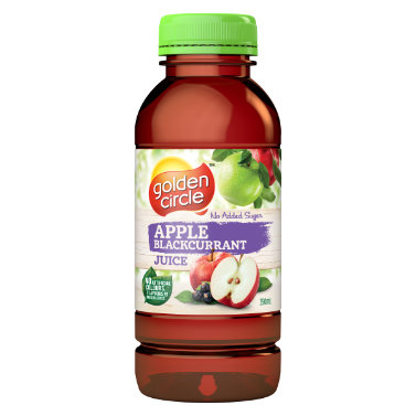 Golden Circle Classic Apple Blackcurrant Juice 350mL