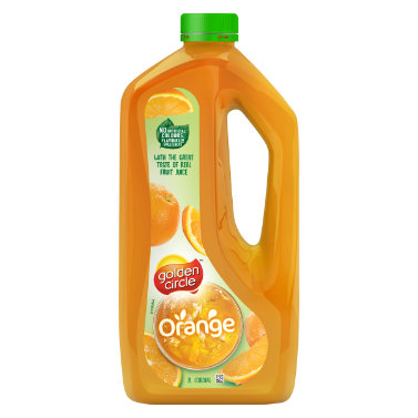 Golden Circle Orange Cordial