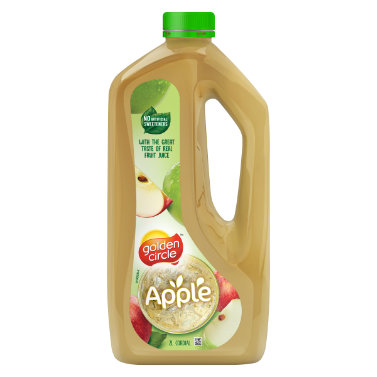 Golden Circle Apple Cordial
