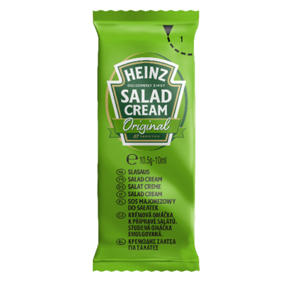 Heinz Salad Cream 10ml Sachet image