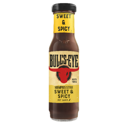 Bull's Eye Sweet&Spicy-Memphis 276gm Bottom Up image