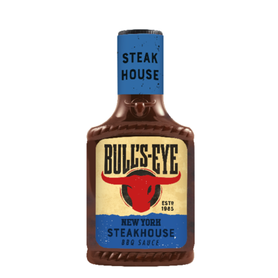 Bull's Eye Steakhouse NewYork 300ml Bottom Up image