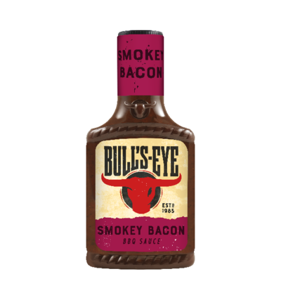 Bull's Eye Smokey Bacon 345gm Bottom Up image