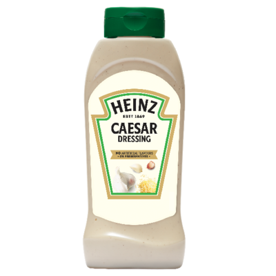 Heinz Caesar 800ml Top Down image