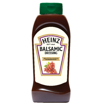 Heinz Balsamic 800ml Bottom Up image