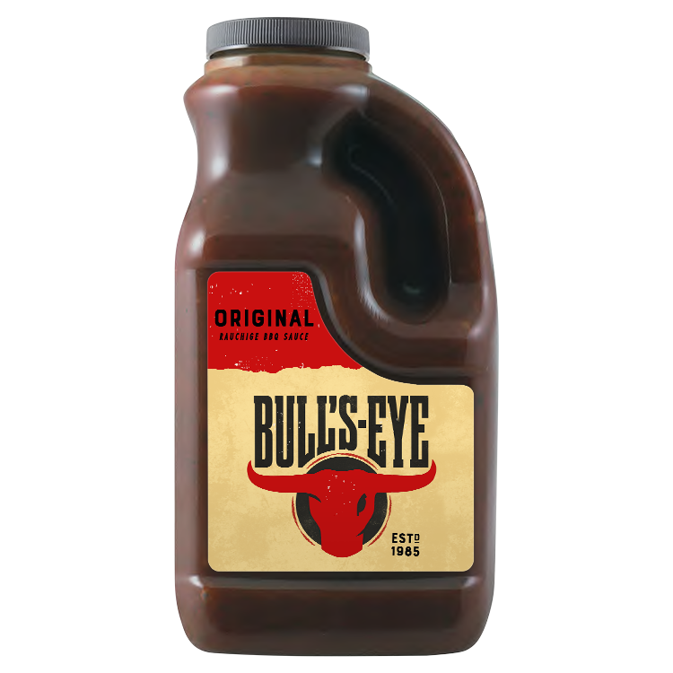 Bull's Eye BBQ Original 2L Handle Jars image