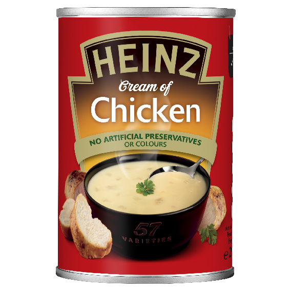Heinz Chicken 290gm Small Can image