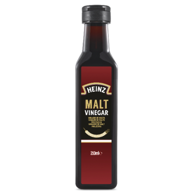 Heinz Malt Vinegar 250ml Bottom Up image