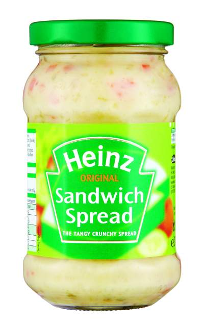 Heinz Sandwich Spread 310gm Bottom Up image