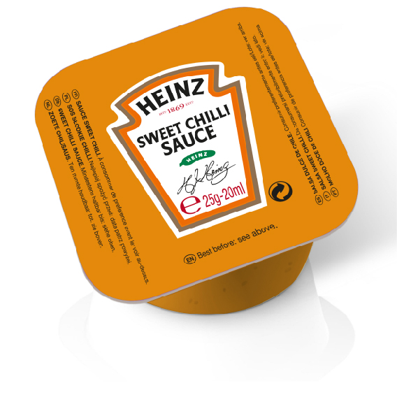 Heinz Sweet Chilli 25gm Dip Pot image