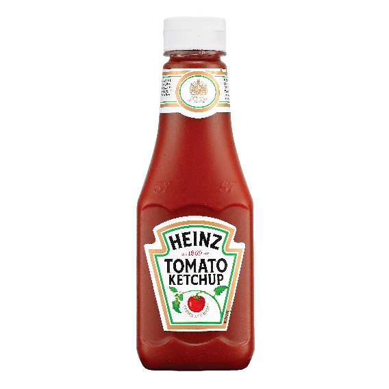 Heinz Tomato Ketchup 342gm Bottom Up image