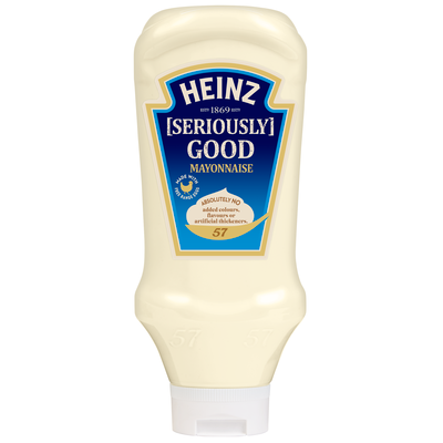 Heinz Mayonnaise 800ml Top Down image