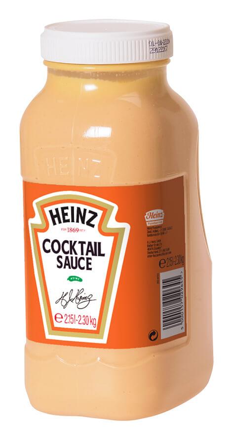 Heinz Cocktail 2.15L Jars image