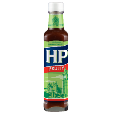 HP Fruity Sauce 255gm Bottom Up image