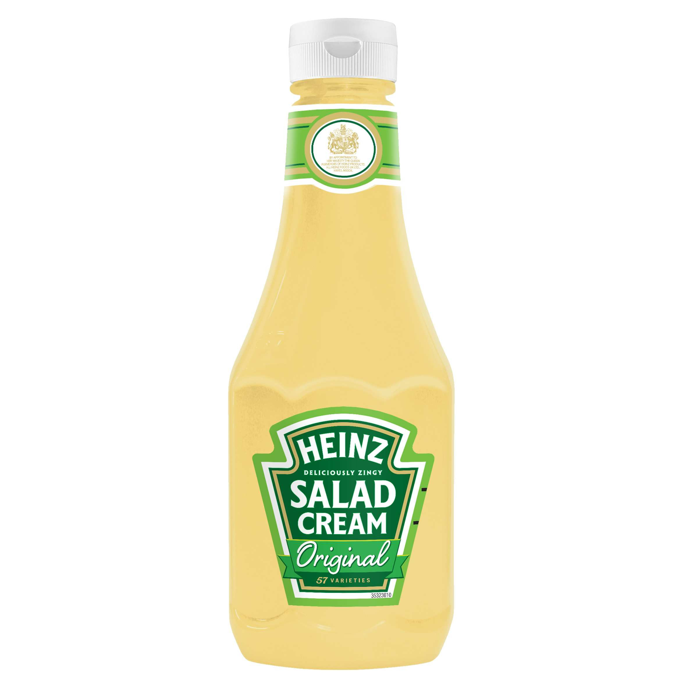 Heinz Salad Cream 875ml Bottom Up image