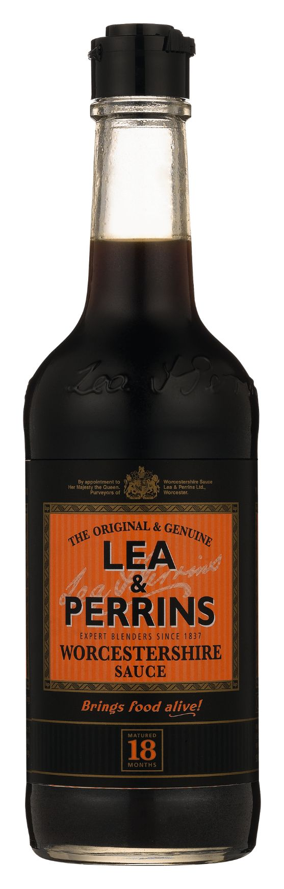 Lea & Perrins Worcestershire Sauce 290ml image