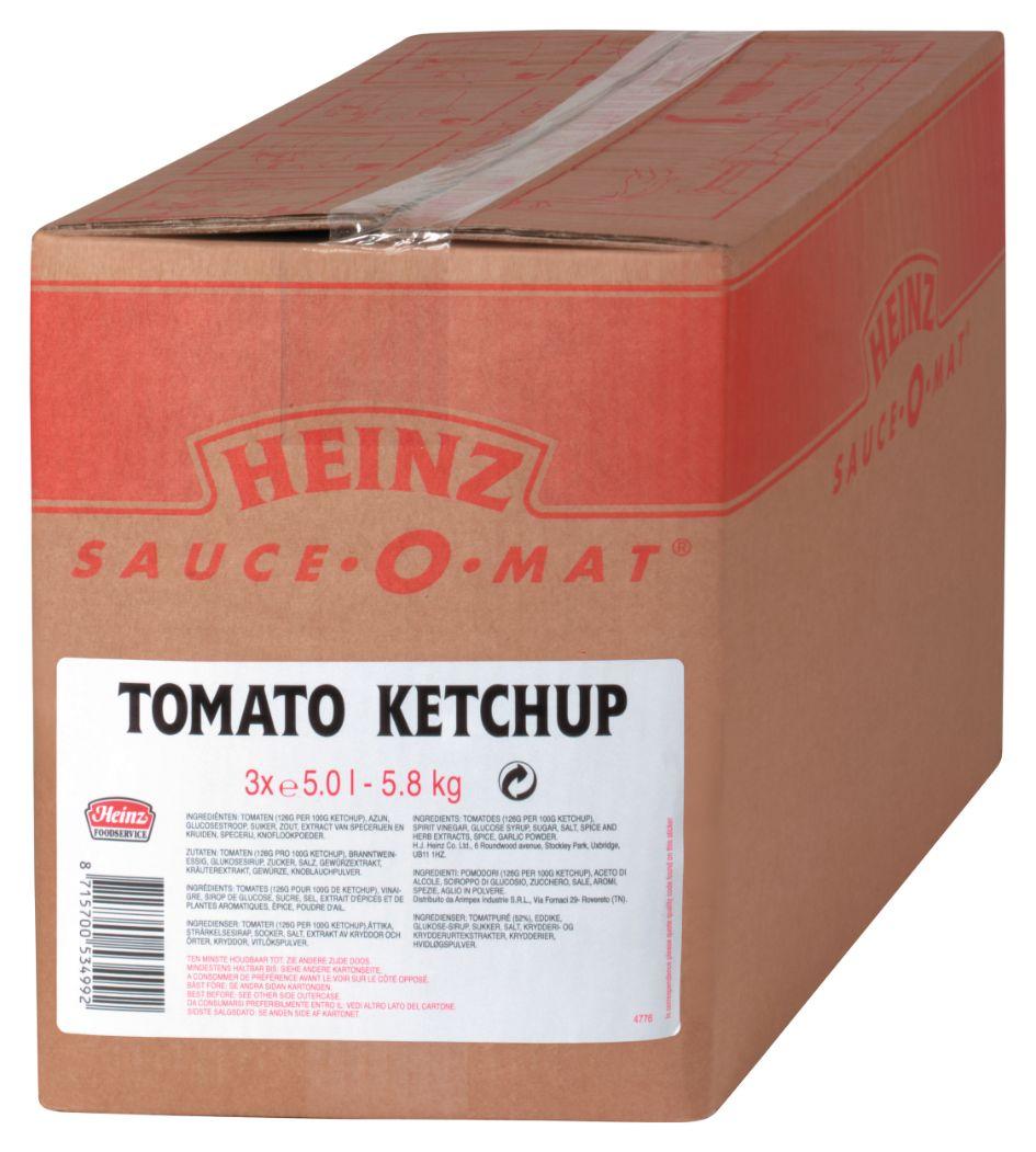 Heinz Tomaten Ketchup 5000ml image