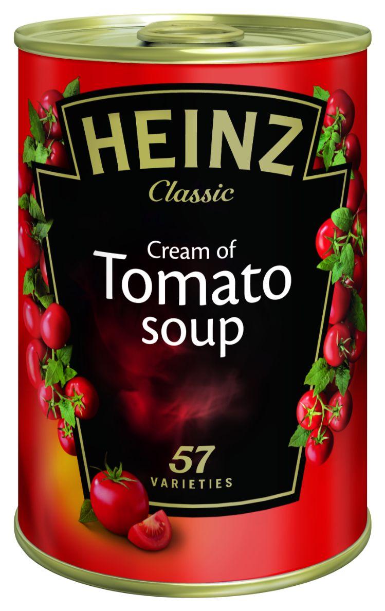 Heinz Tomato Soup 400g image