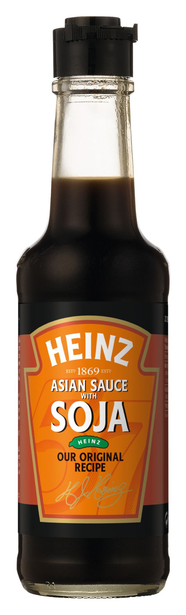Heinz Asian Sauce with Soja 150ml image