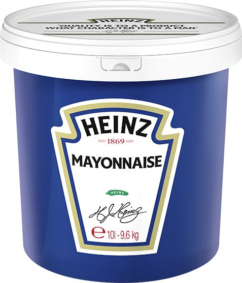 Heinz Mayonnaise 9,6kg image