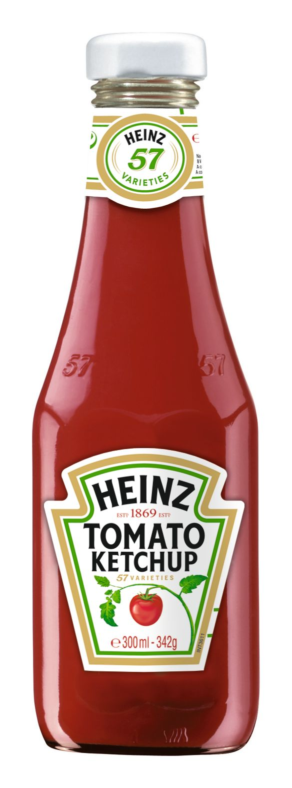 Heinz Tomaten Ketchup 300ml image