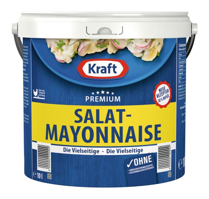 Kraft Salat Mayonnaise 10kg image