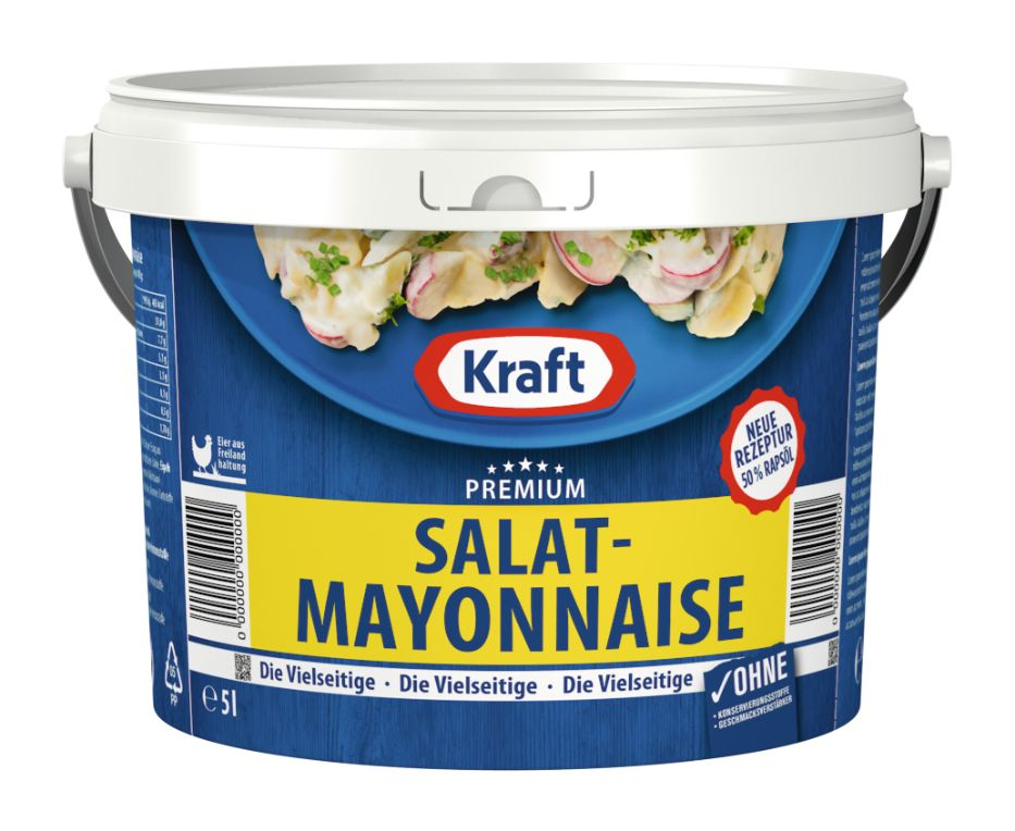 Kraft Salat Mayonnaise 5kg image