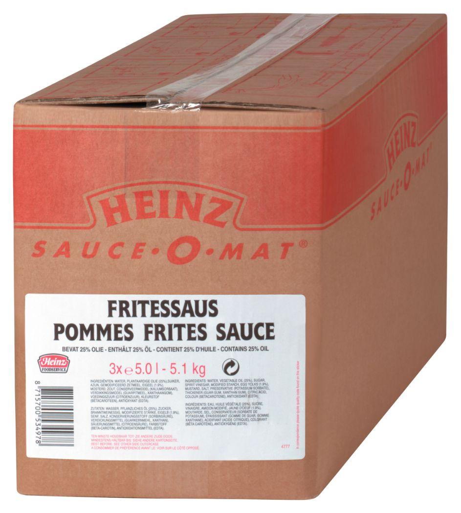 Heinz Pommes Frites Sauce 5000ml image