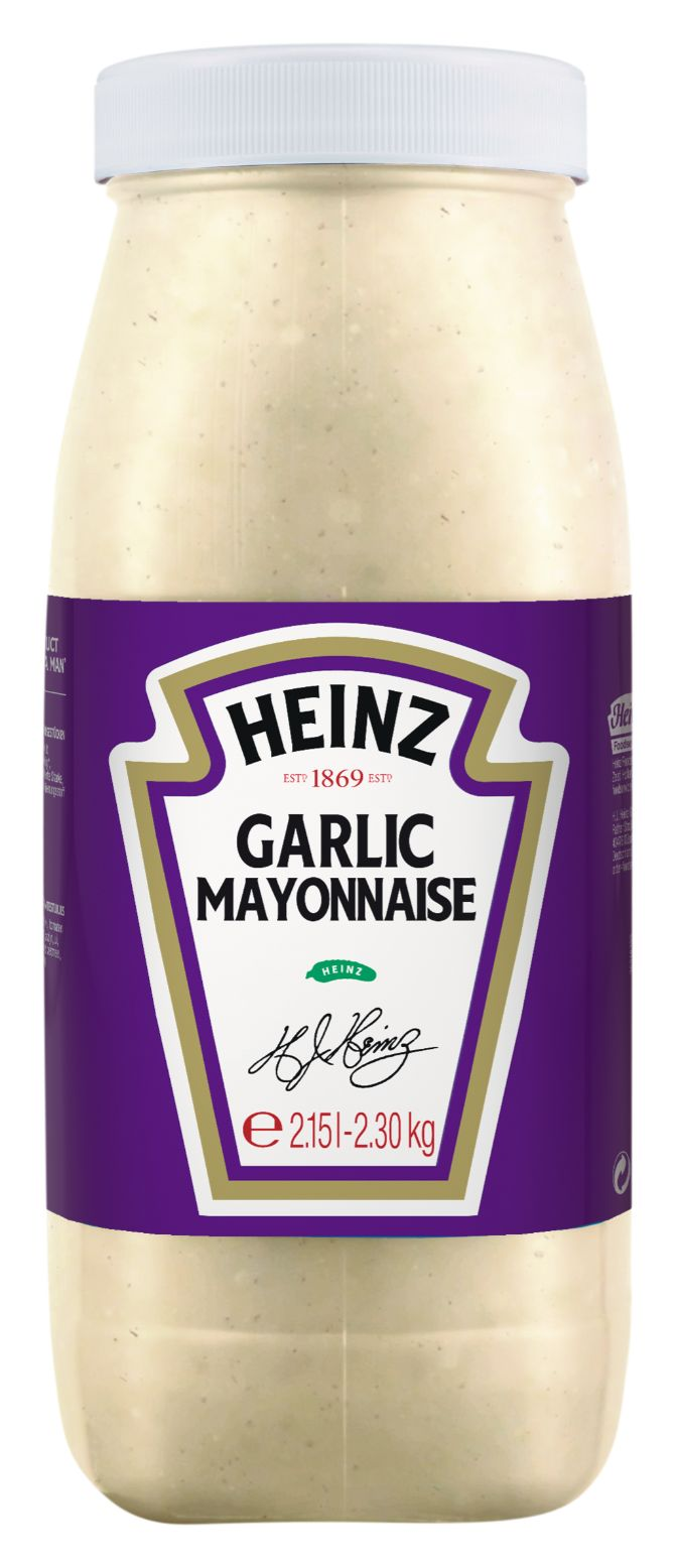 Heinz Garlic Sauce 2150ml image