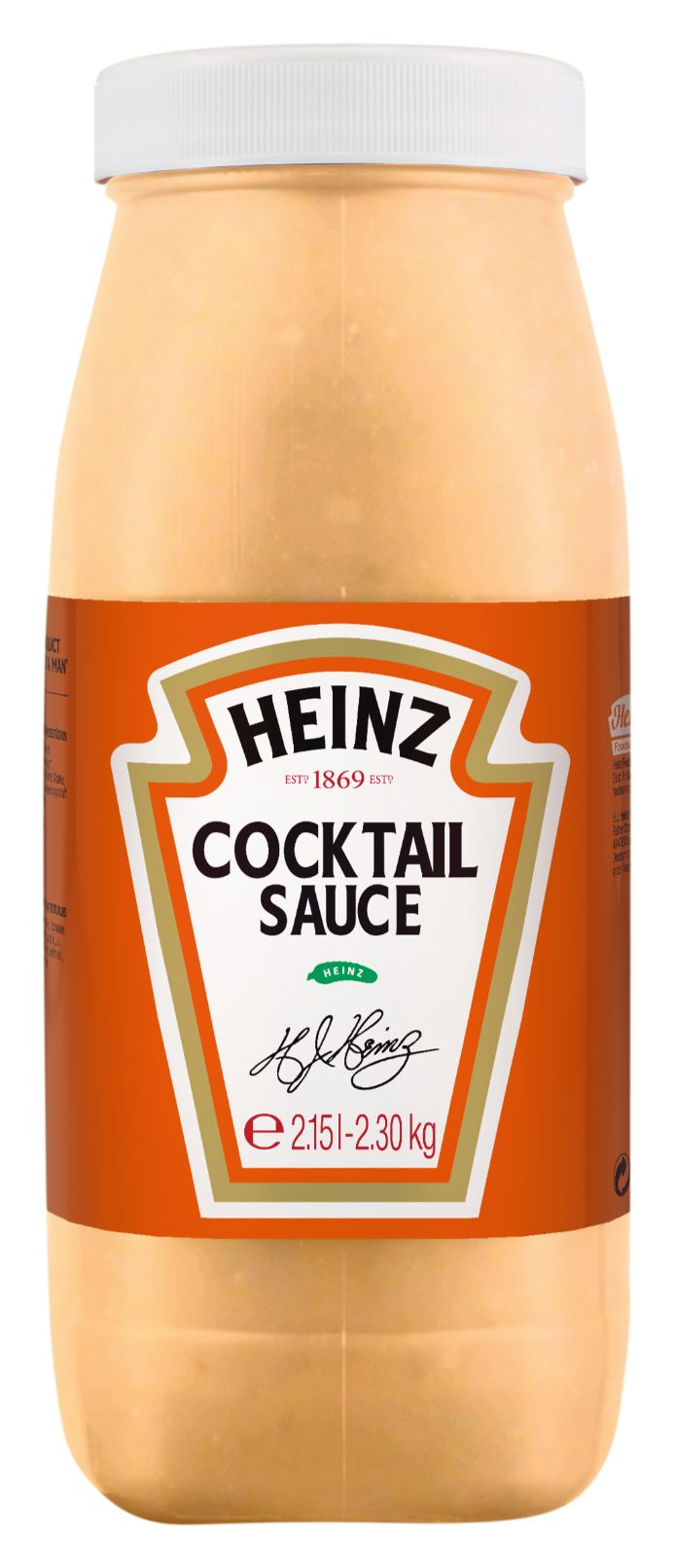 Heinz Cocktail Sauce 2150ml image