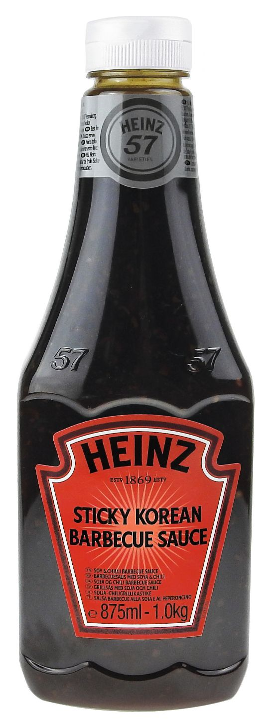 Heinz Barbecue 875ml image