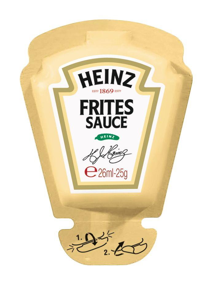 Heinz Frites Sauce 26ml image