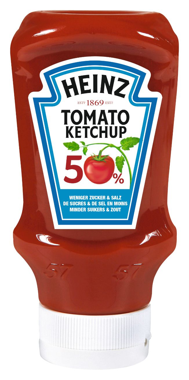 Heinz Tomaten Ketchup 500ml image