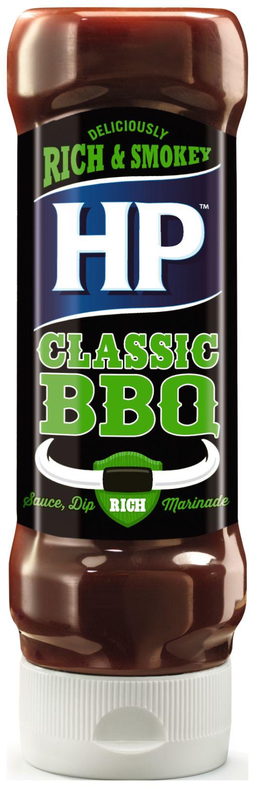 HP BBQ Sauce Classic 400ml image