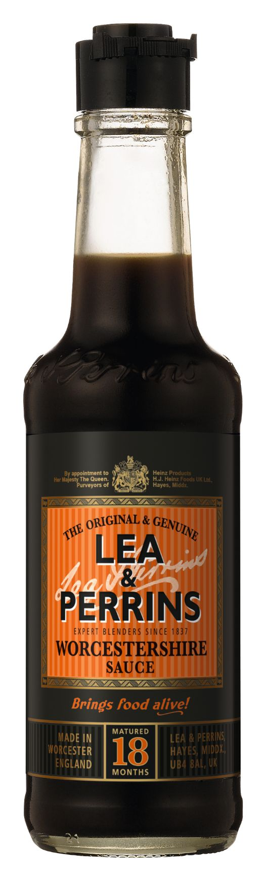 Lea & Perrins Worcestershire Sauce 150ml image