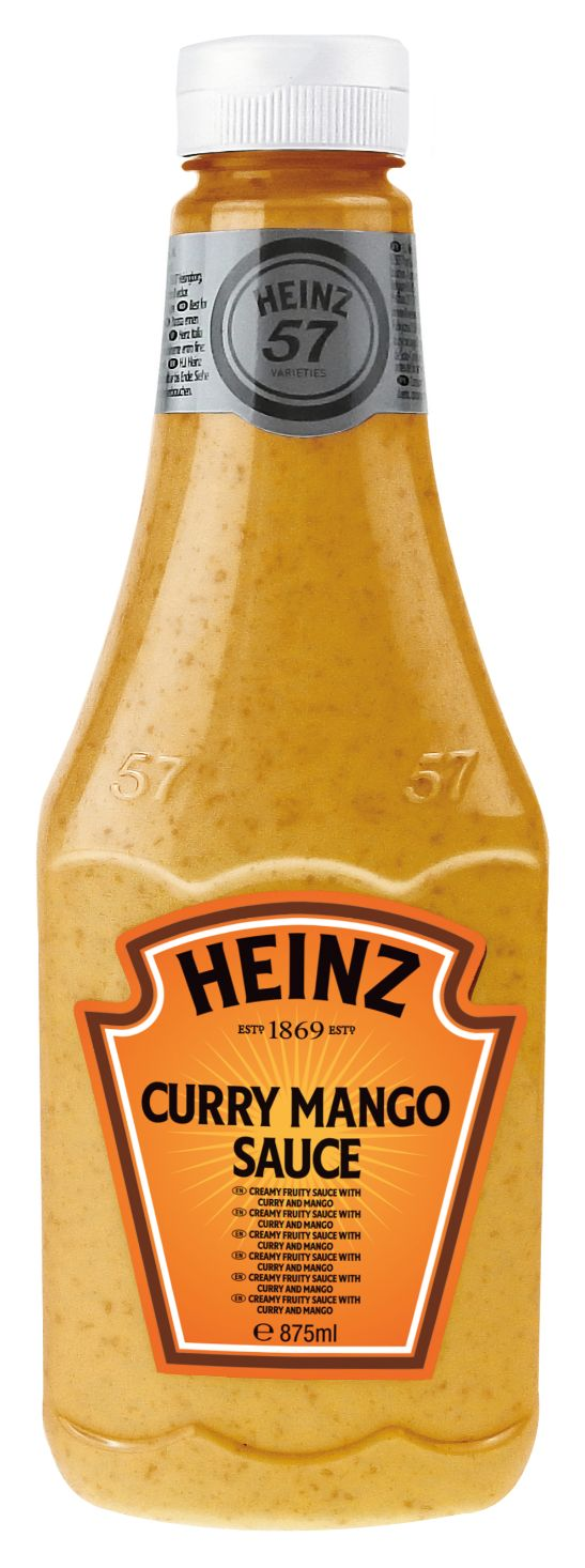 Heinz Curry Mango Sauce 875ml image