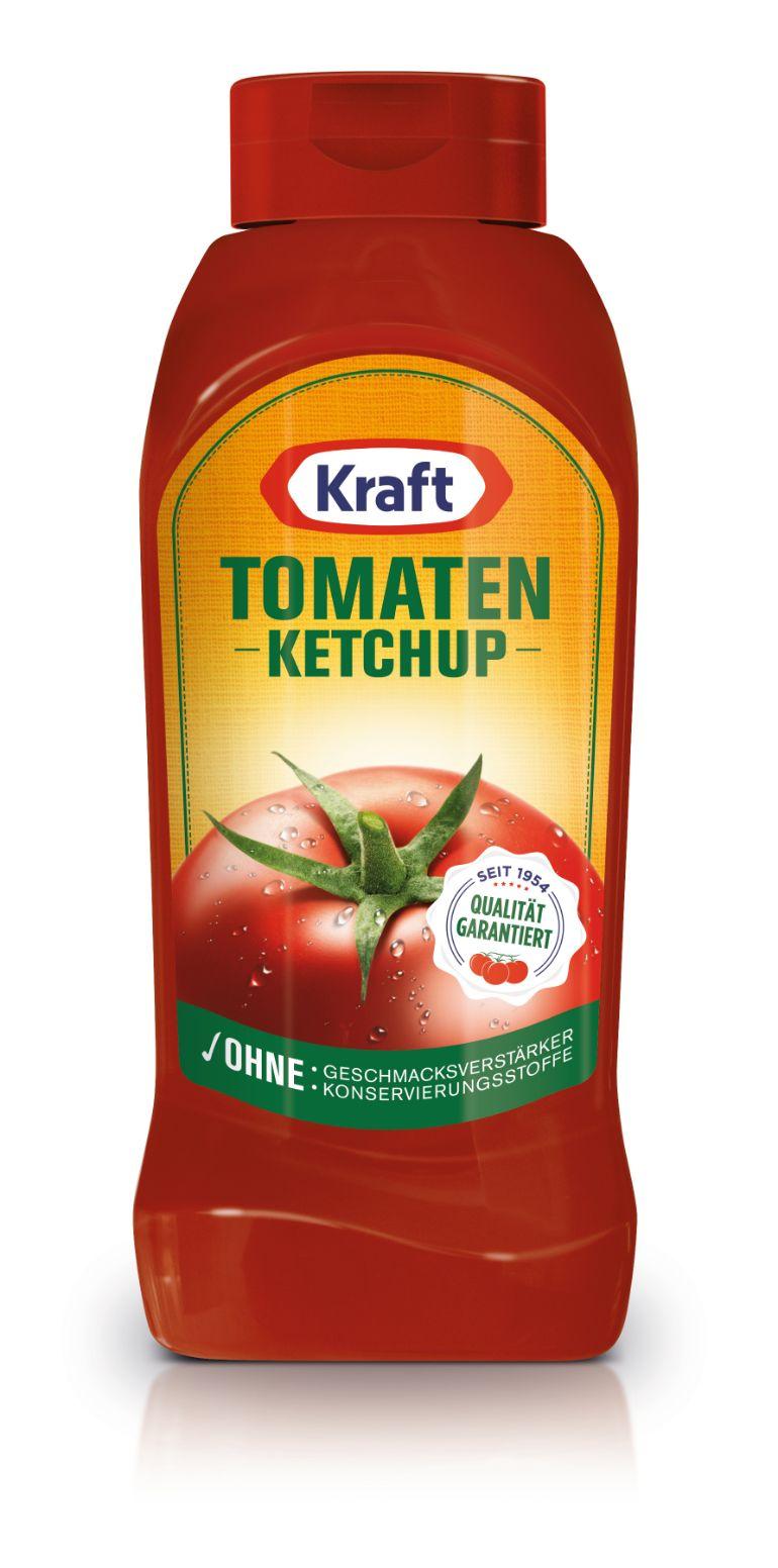 Kraft Tomaten Ketchup 860ml image