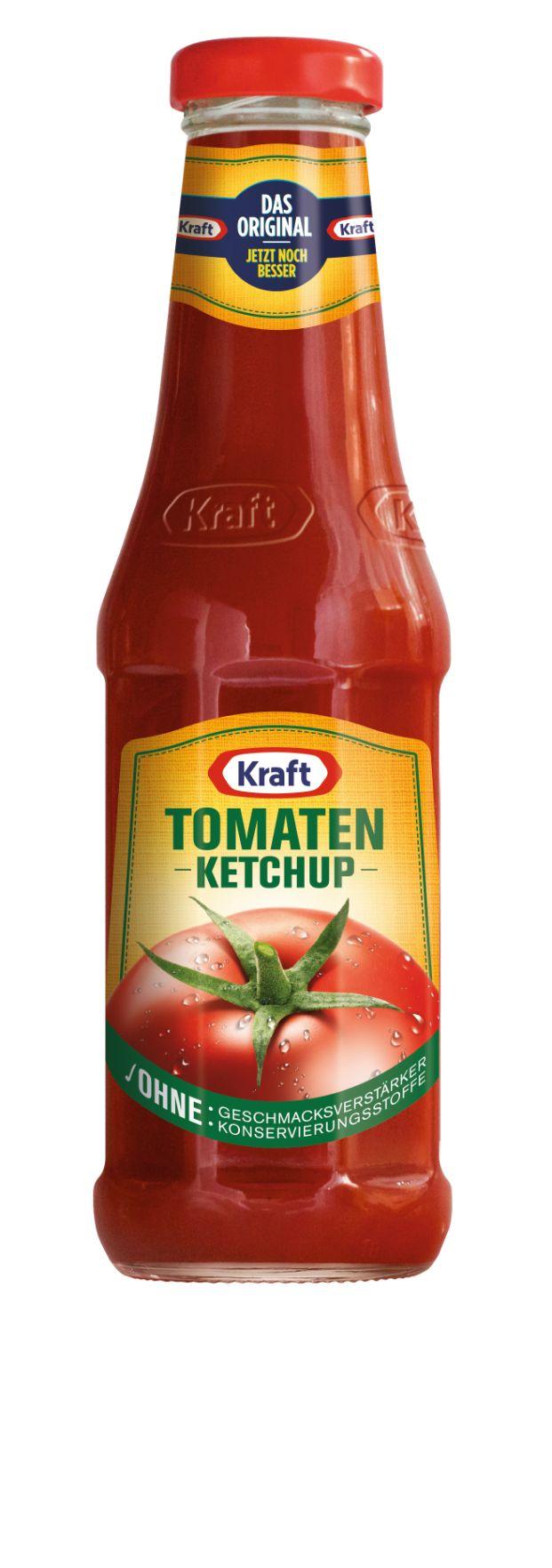 Kraft Tomaten Ketchup 500ml image