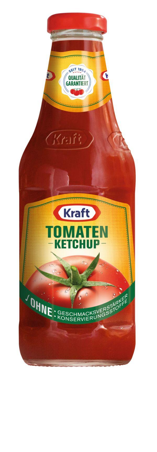Kraft Tomaten Ketchup 750ml image