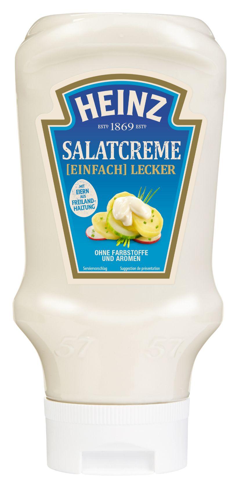 Heinz Salatcreme 400ml image