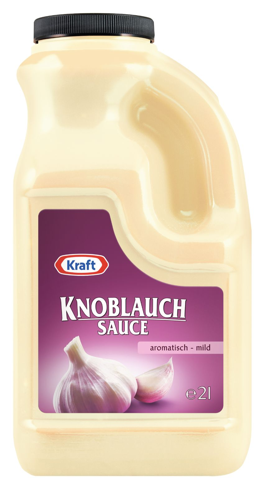Kraft Knoblauch Sauce Aromatisch-Mild Kanne 2000ml image