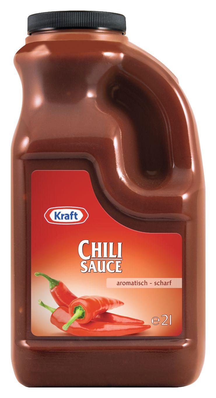 Kraft Hot Chili, Aromatisch Scharf 2000ml image